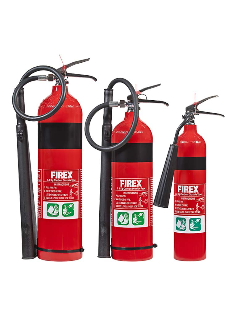Fire Extinguishers Firex