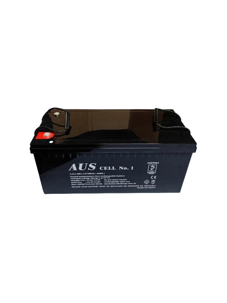 200AH 12VDC Lead Acid Battery