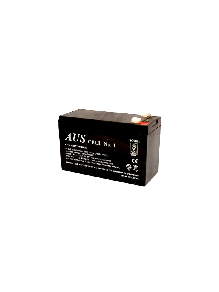 7AH 12VDC Lead Acid Battery