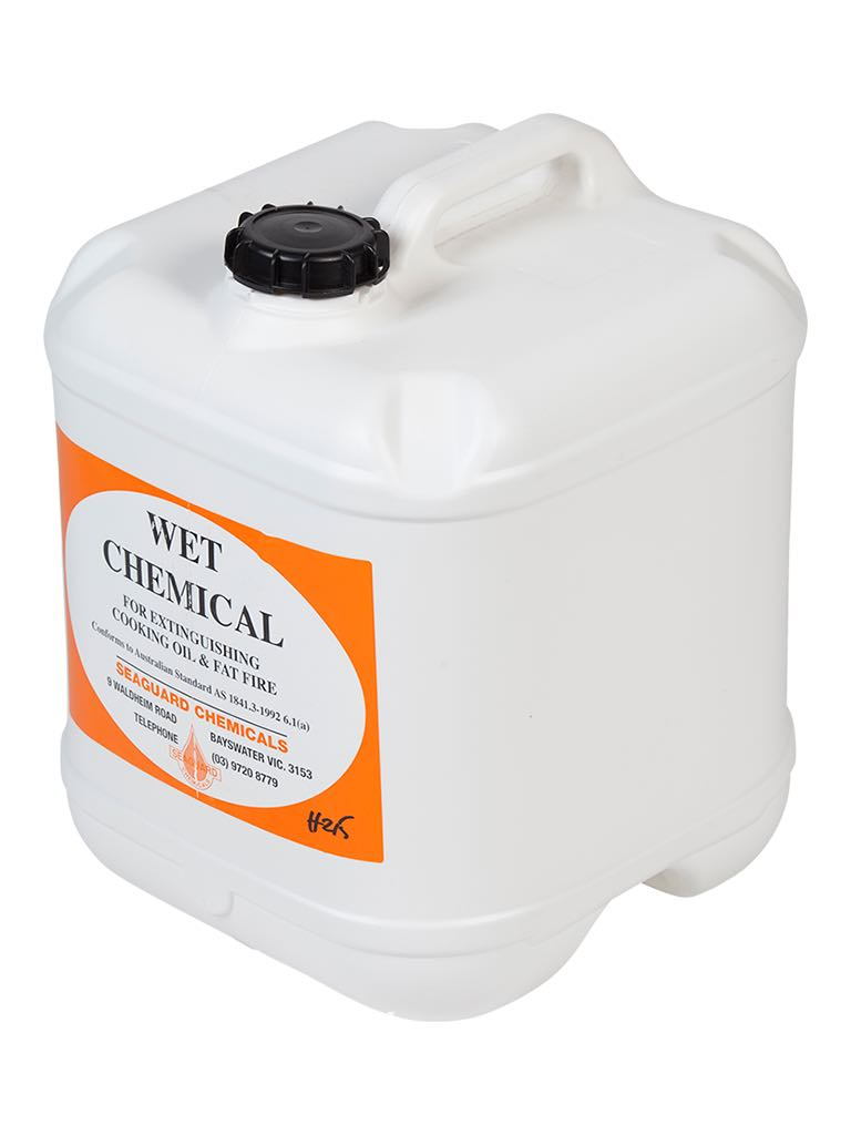 Bulk Wet Chemical - 21 Litre Drum