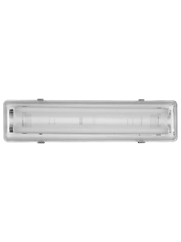 2 Foot 1x9W Weatherproof LED EM Light 5000k