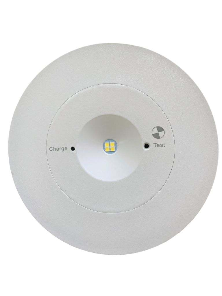 LED Emergency Downlight (Recessed)