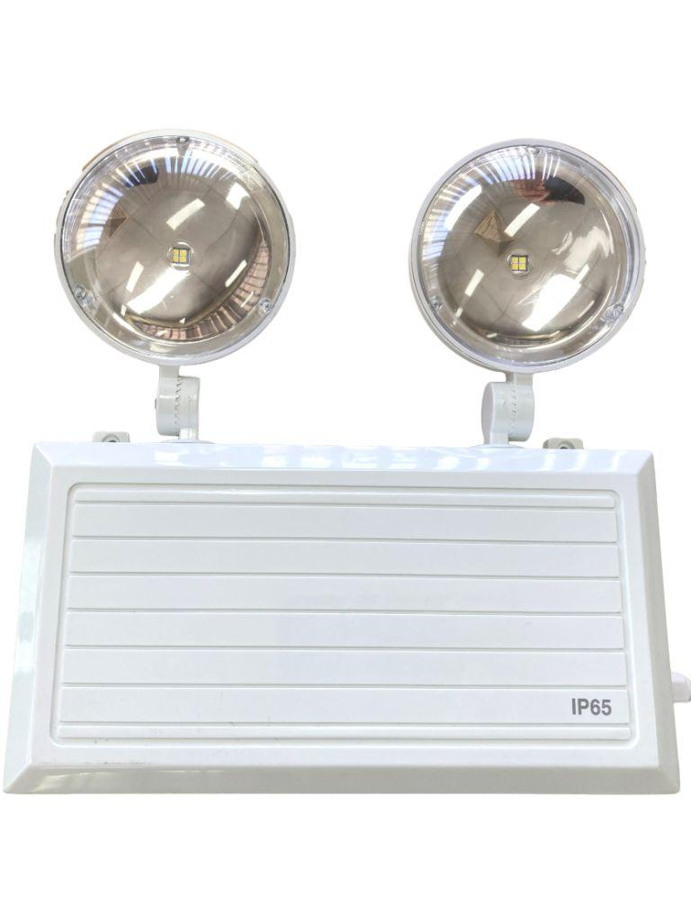 LED Emergency Twin Spot Light