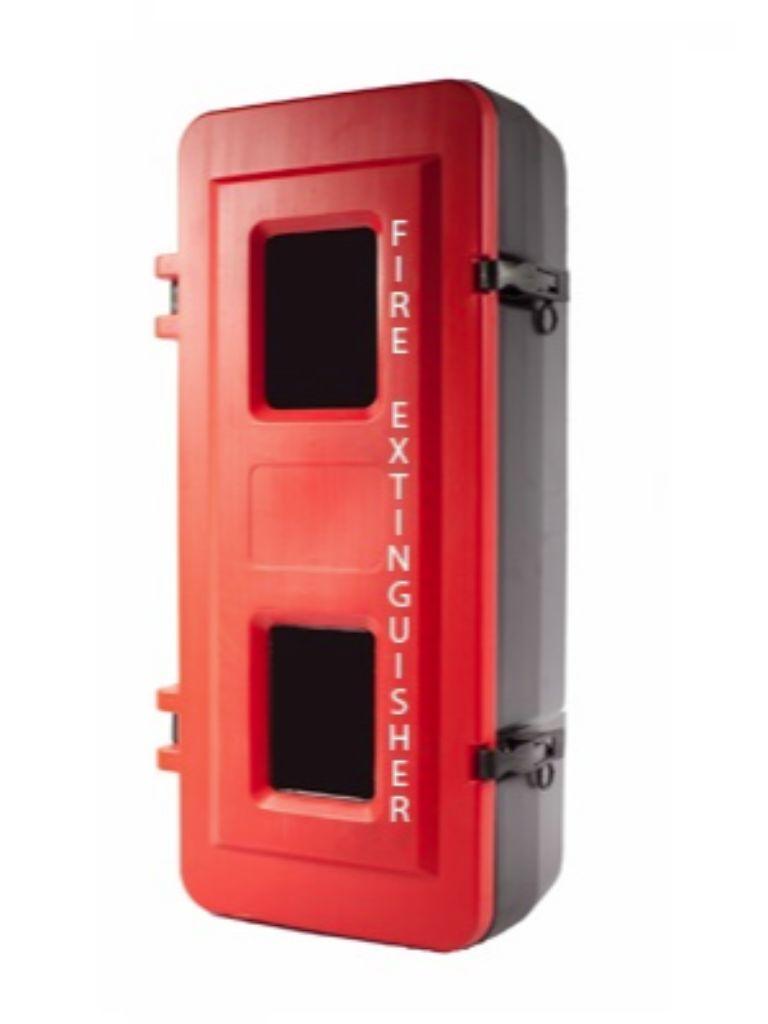 Fire Extinguisher Cabinet Plastic - 4.5kg