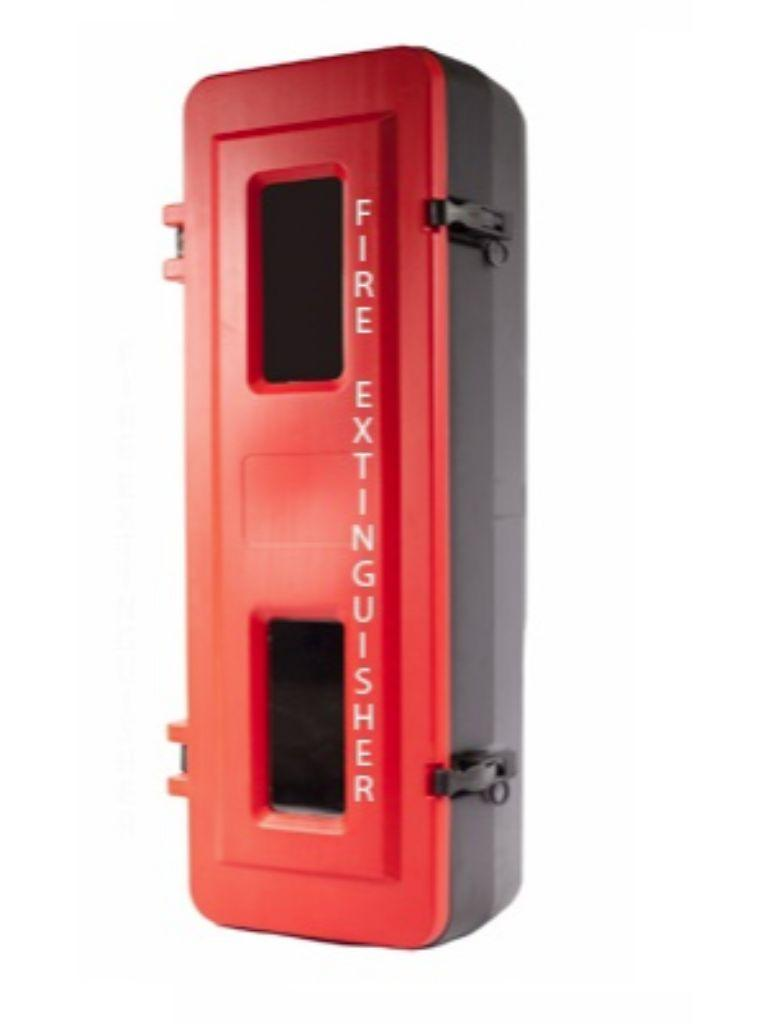 Fire Extinguisher Cabinet Plastic - 9.0kg