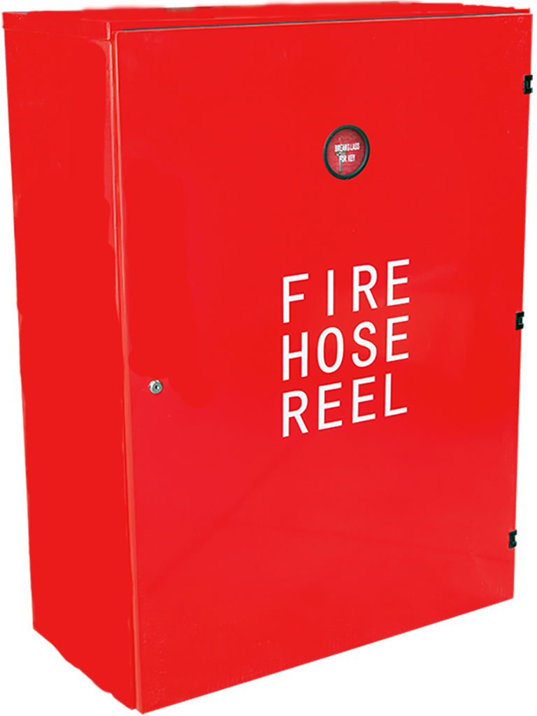 Fire Hose Reel Cabinet Lockable