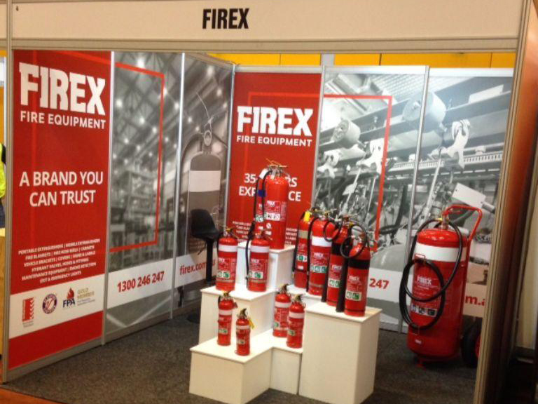 Visit us at Fire Australia + HazMat 2016