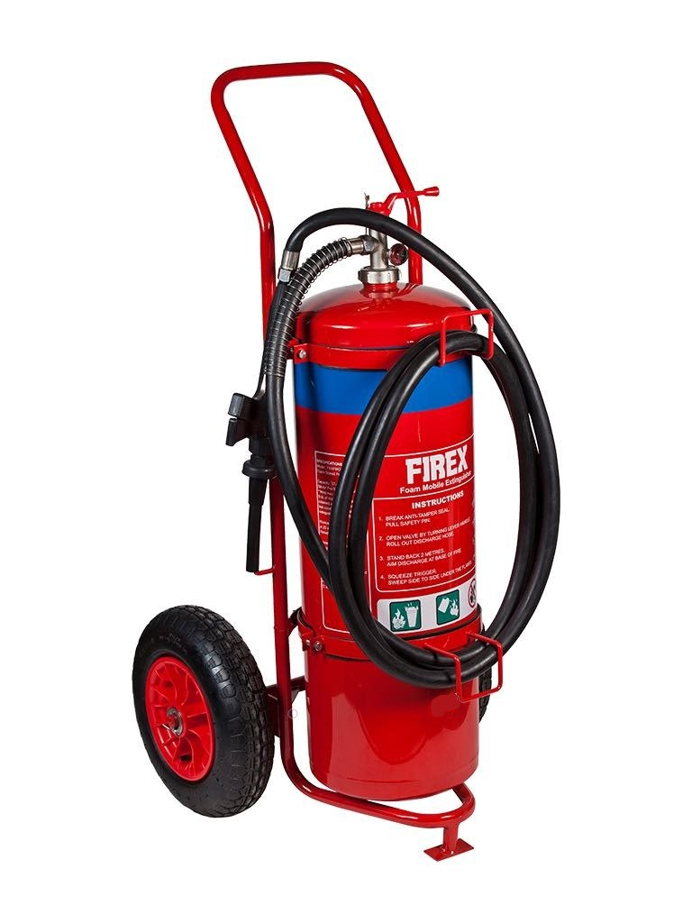 50L Air Foam Mobile Extinguisher