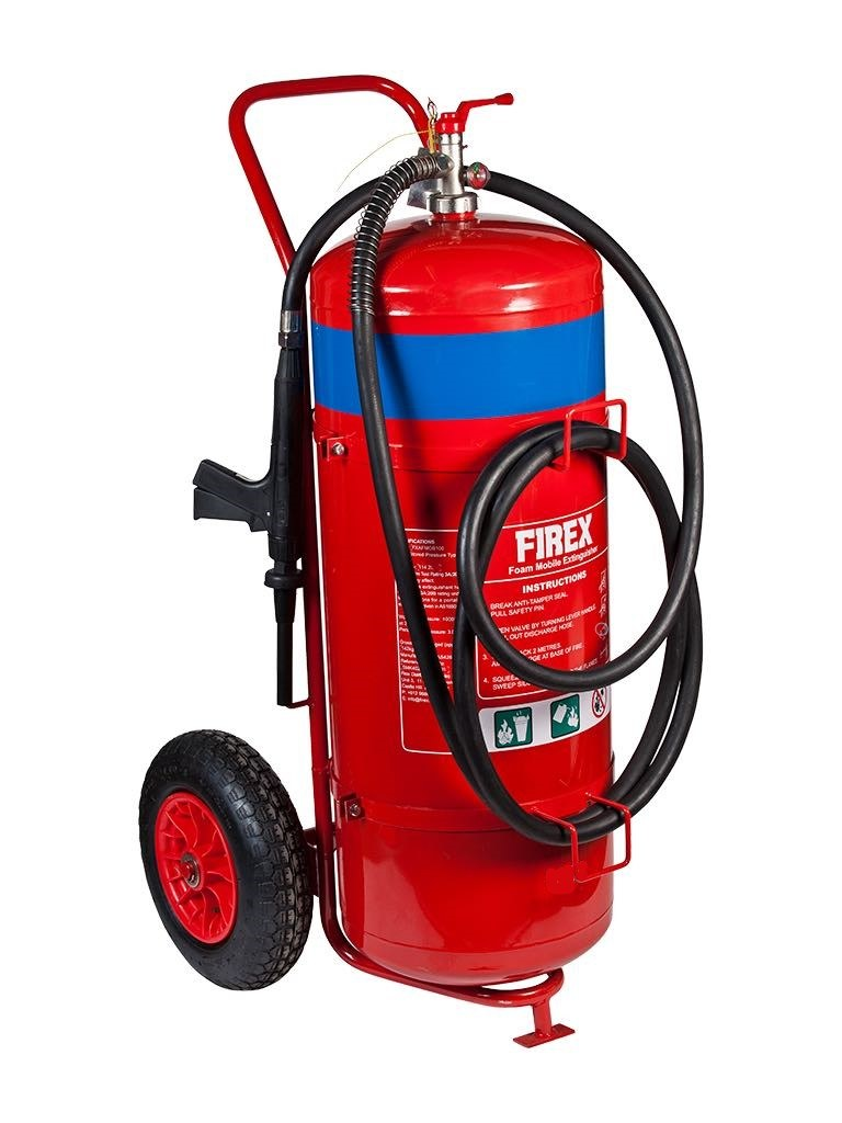 75L Air Foam Mobile Extinguisher