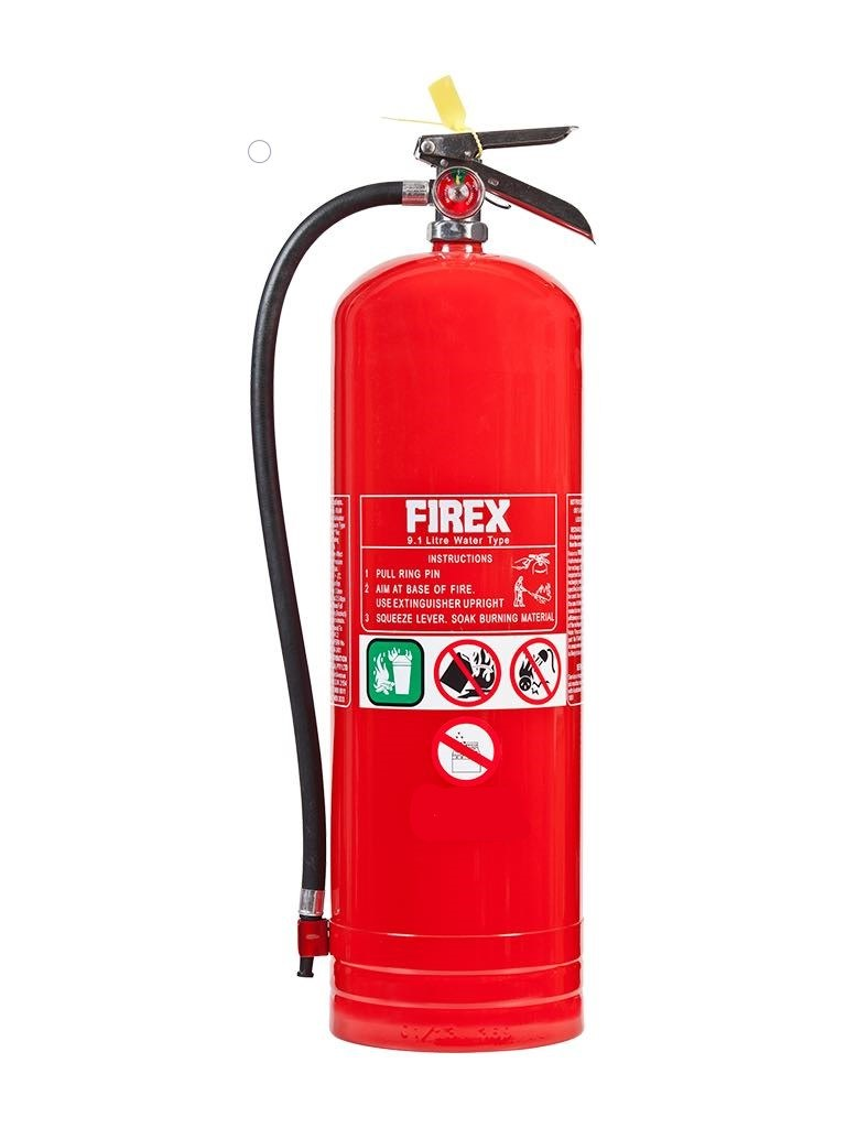 Firex Air Water / Foam Extinguisher Parts