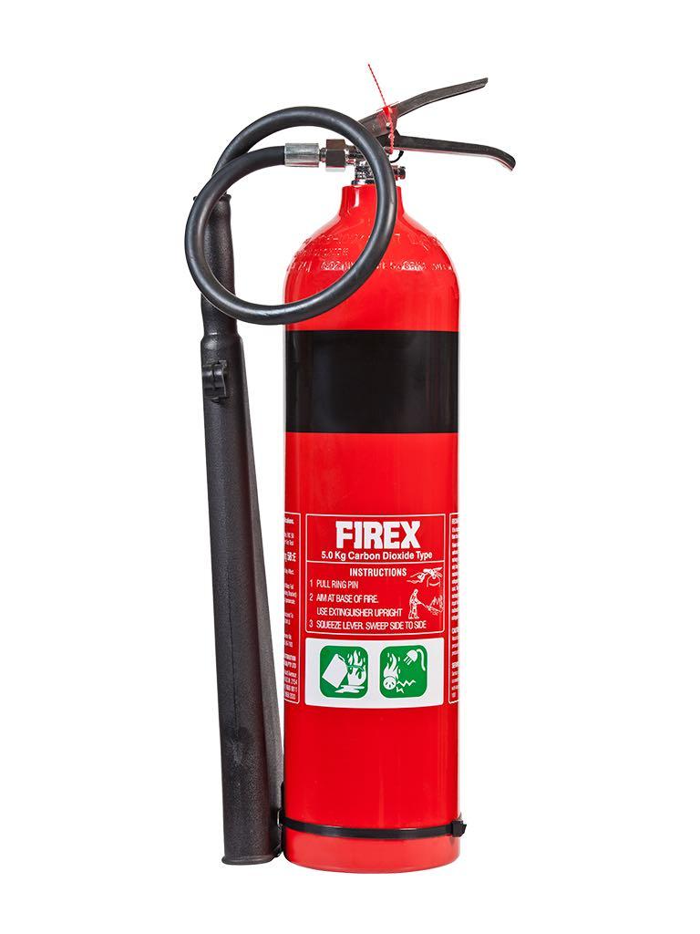 5.0KG CO2 Fire Extinguisher