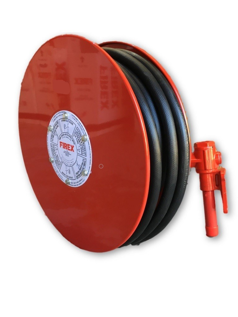 Firex Fire Hose Reel Swivel Arm - 36 Mtr