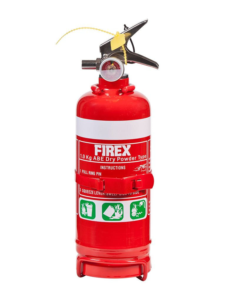 1.0KG AB:E Dry Powder Fire Extinguisher