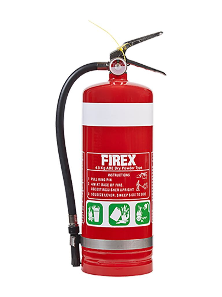 Firex Dry Powder Extinguisher Spare Parts