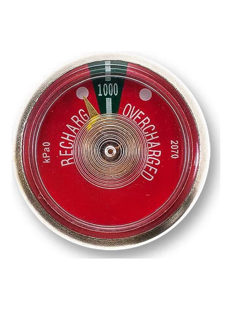 Pressure Gauge 1000Kpa - Firex DCP 1.0-2.5kg