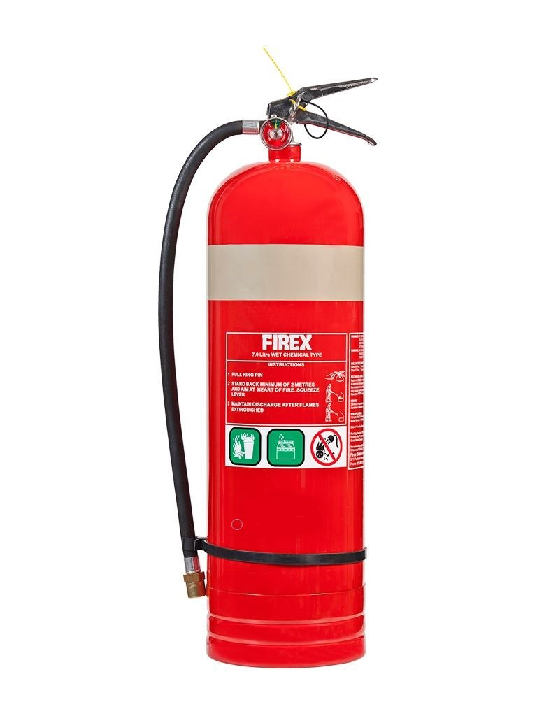 Firex Wet Chemical Extinguisher Parts