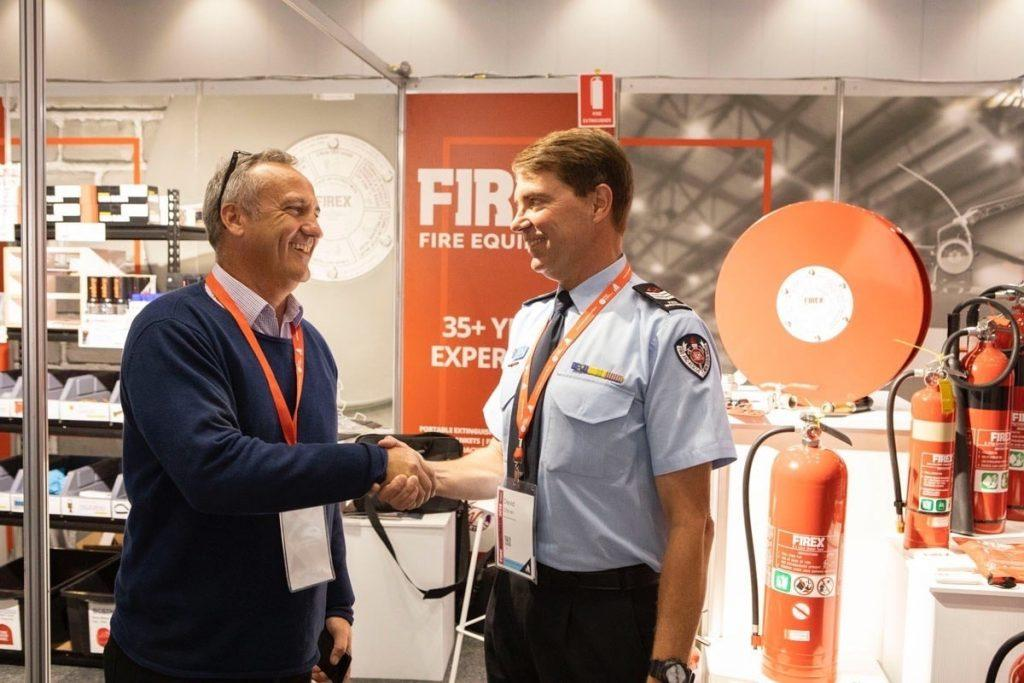 Firex exhibiting at Fire Australia 2021