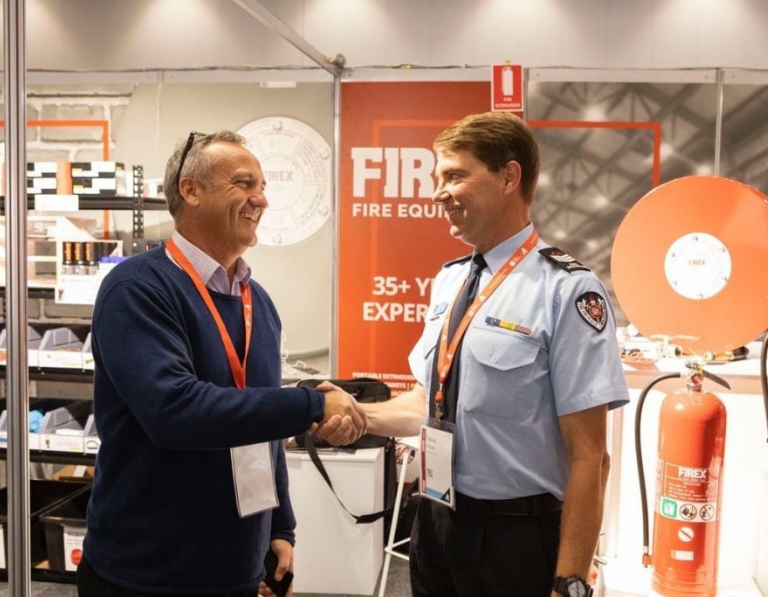 Firex exhibiting at Fire Australia 2021