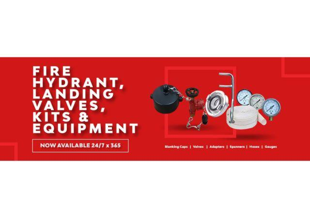 Firex Fire Hydrants Now Available Mobile