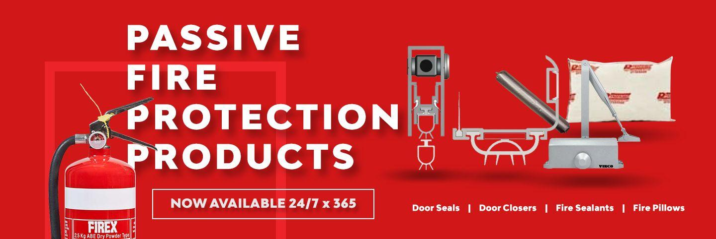 Firex Passive Fire Protection Products Mobile