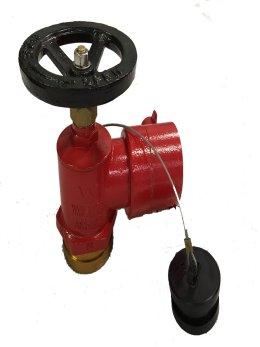 Hydrant Landing Valve BSP Thread - NSW
