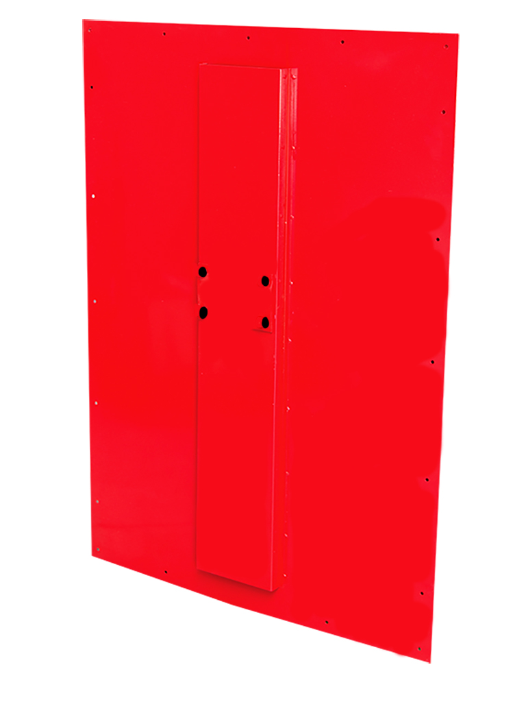 Fire Hose Reel Cabinet - Backing Plate Replacement