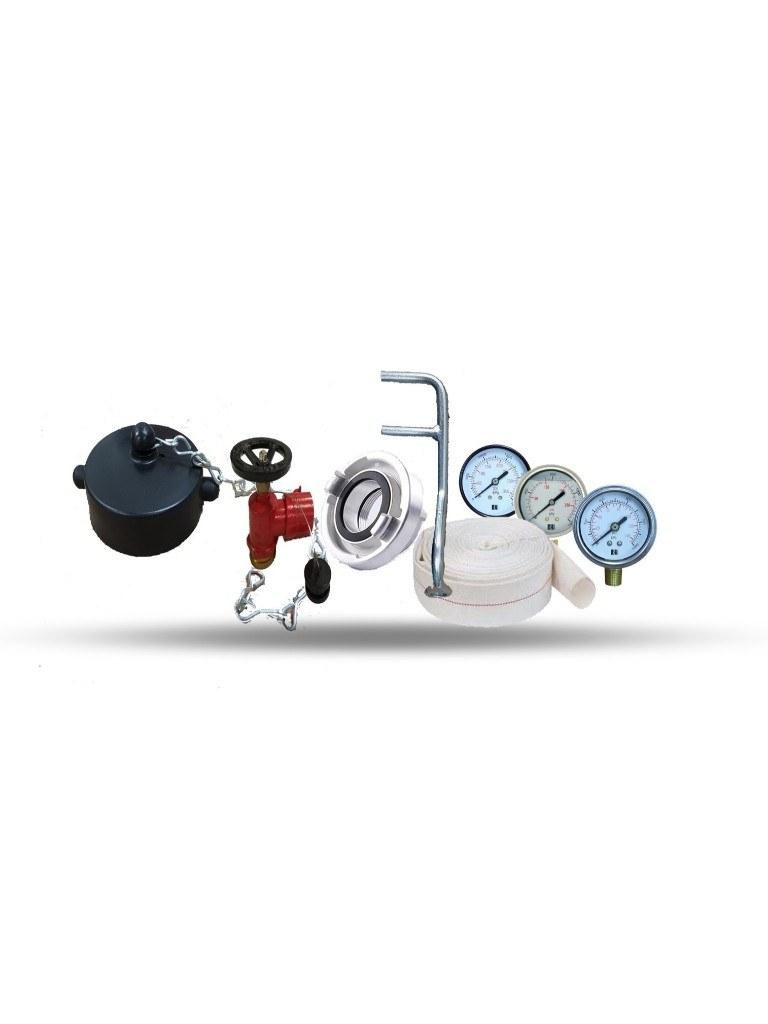 Hydrant Valves, Hoses & Fittings