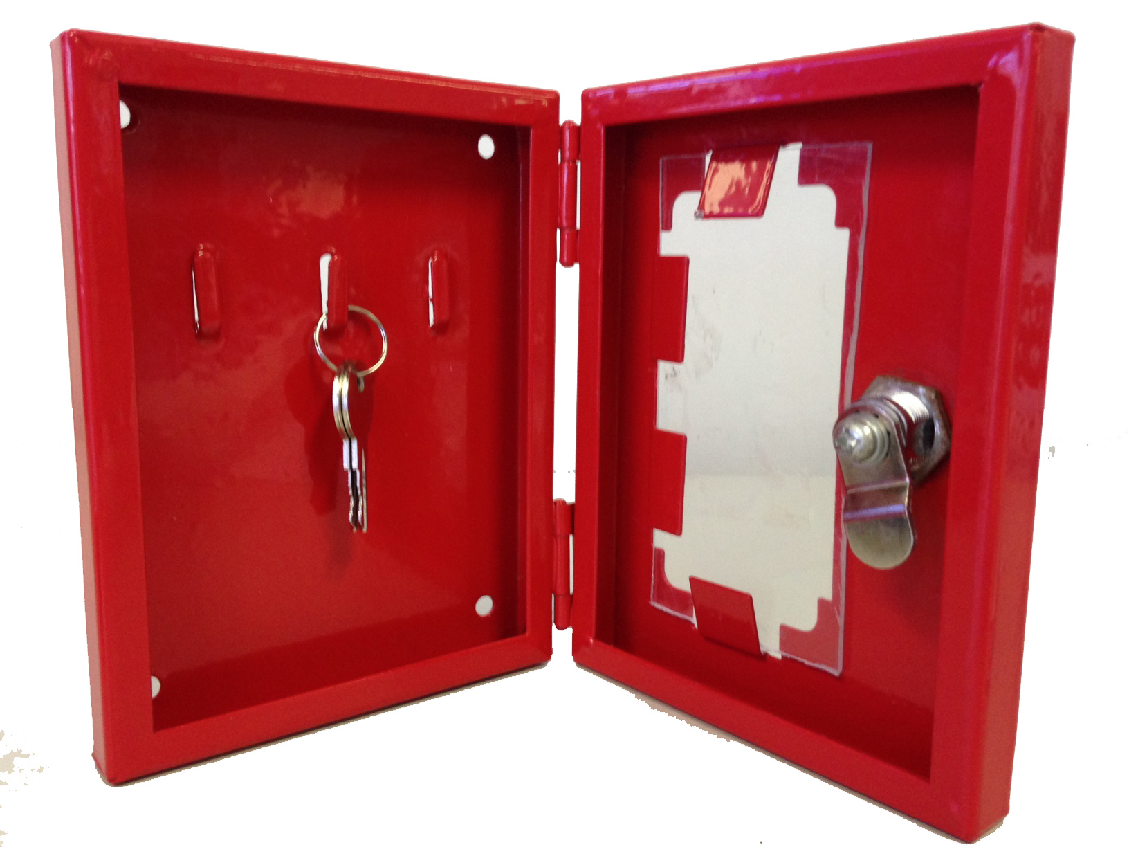 Emergency Key Storage Box - Metal