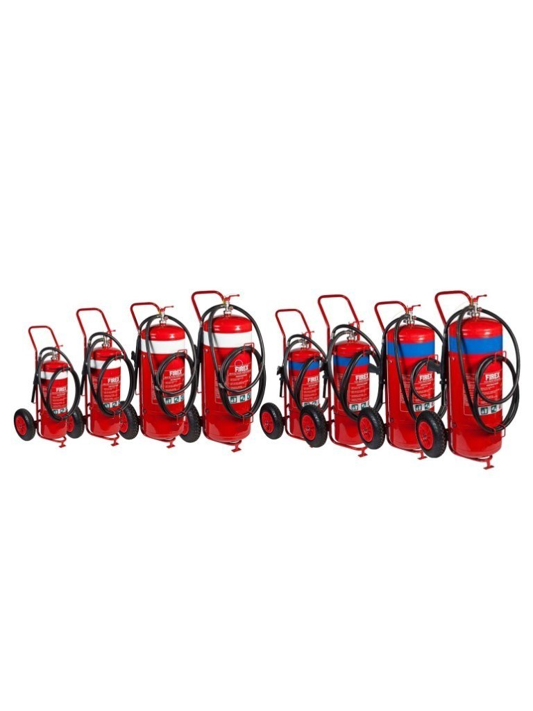 Mobile Fire Extinguishers