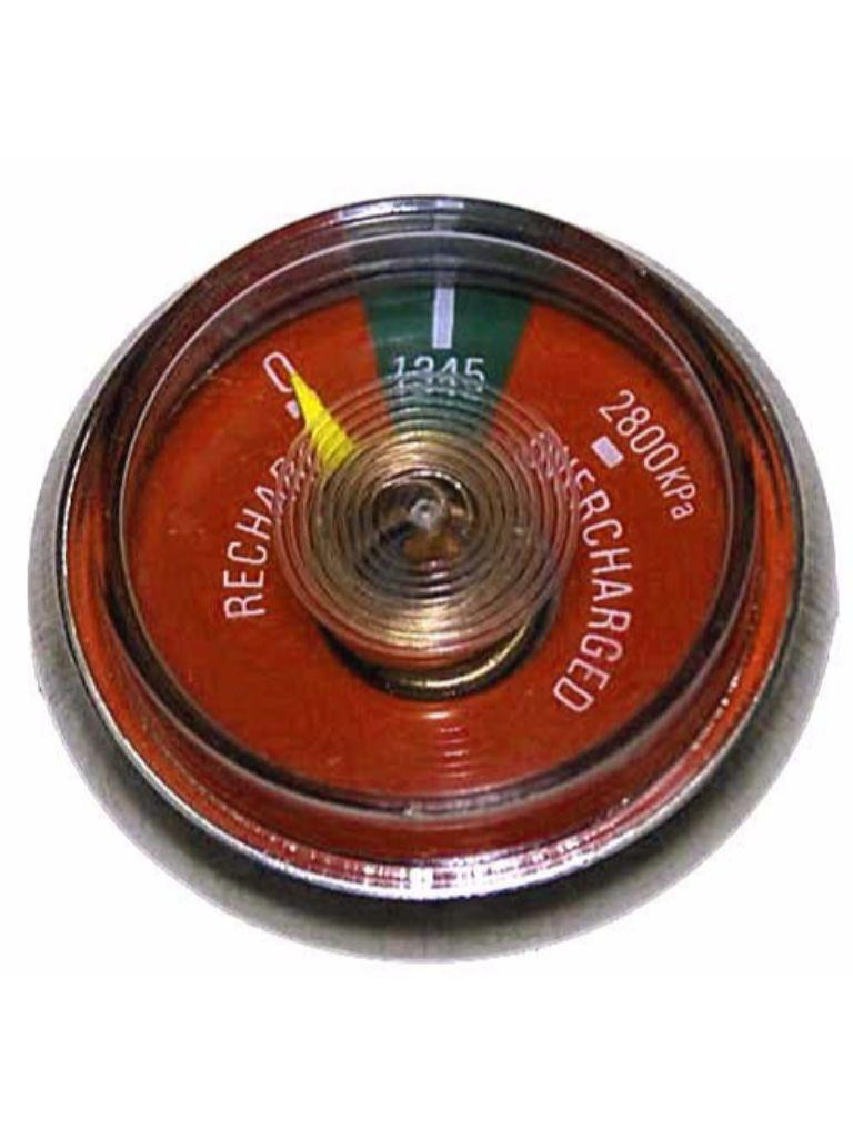 Pressure Gauge 700Kpa - Firex Wet Chemical
