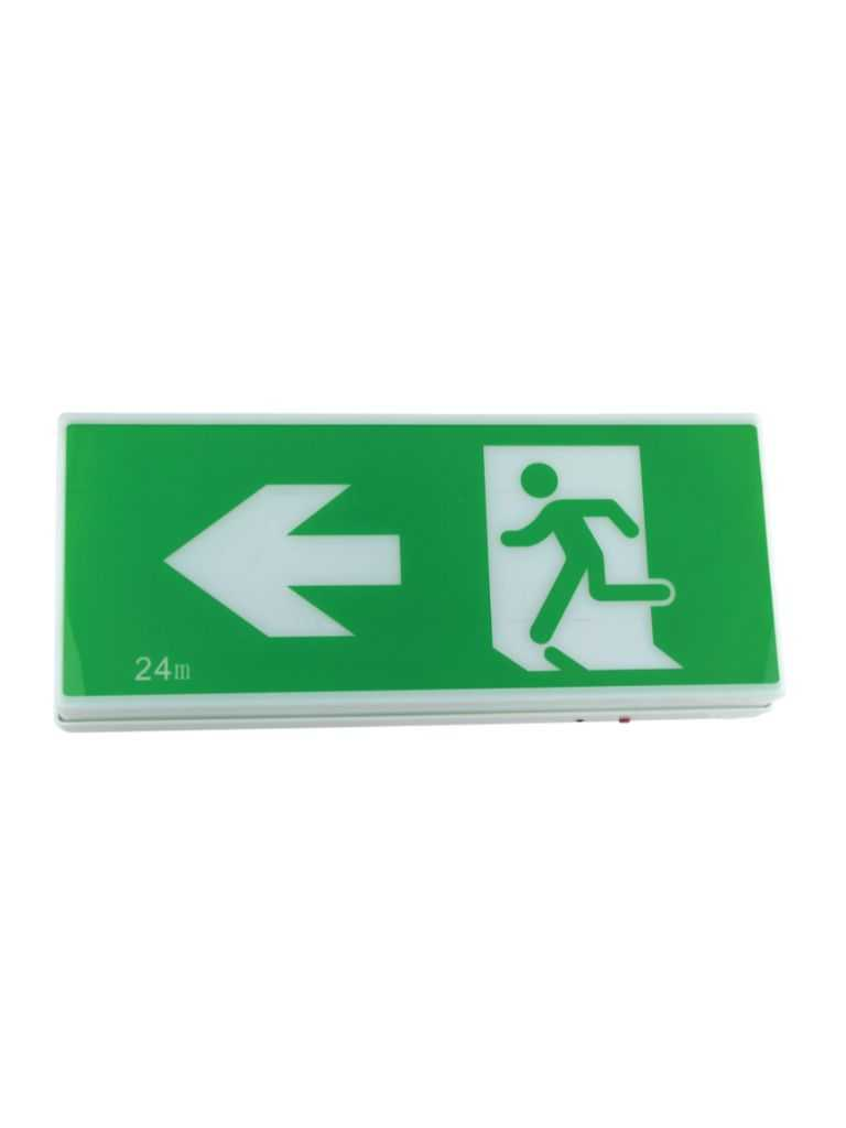 LED Wall Mount Exit Light