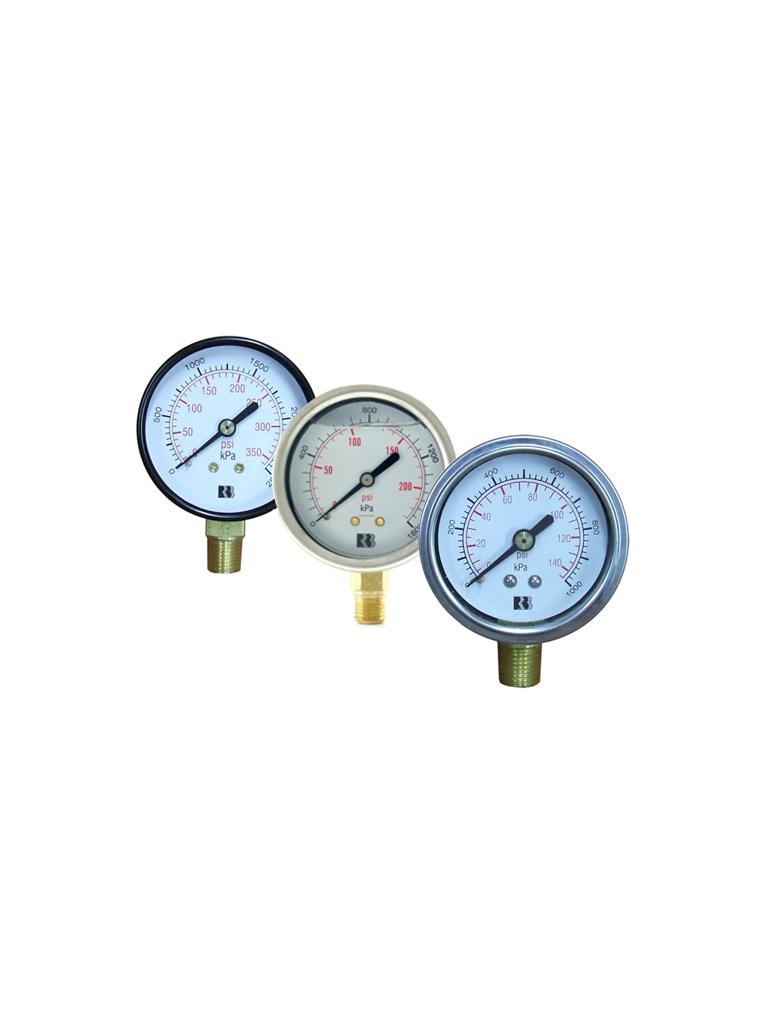 Hydrant Pressure Gauges
